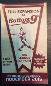 Bottom of the 9th : Big League Support
